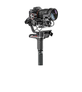 handheld 3 axis gimbal for mirrorless